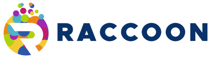 Raccoon clean logo